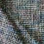 Твид с разноцветными нитями и пайетками