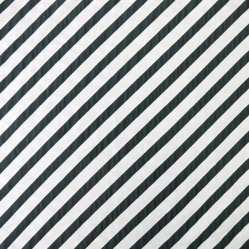 Костюмно-плательная ткань в диагональную полоску