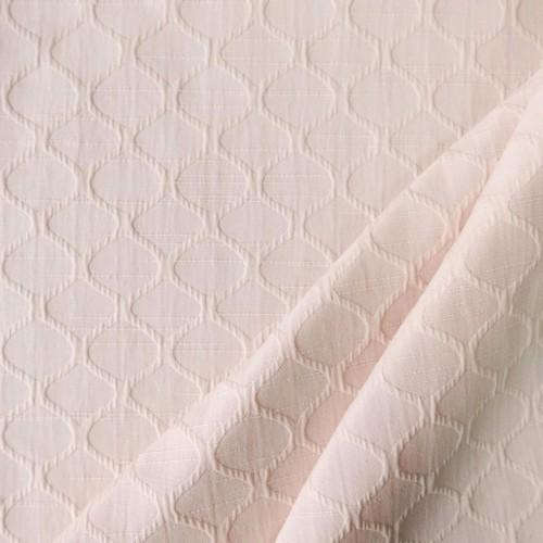 Двухсторонняя хлопковая парча с геометрическим узором