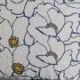 Хлопок поплин с крупным цветочным принтом