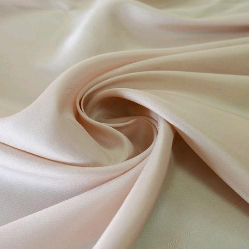 Ткань шёлк 100% розового цвета