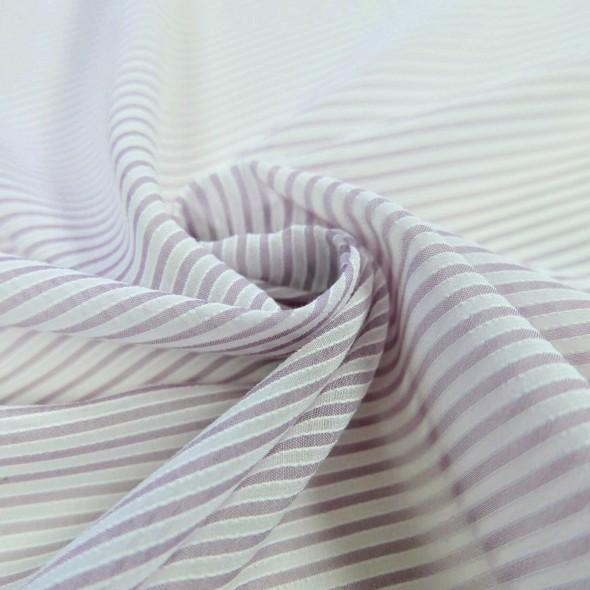Ткань вискозный батист нежно-розового цвета