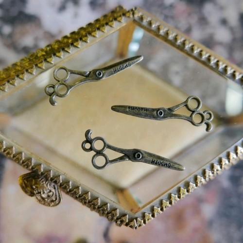 Пришивной элемент ножницы