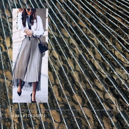 Кружевные гофрированные детали для юбки