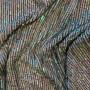Ткань пайетки на трикотажной основе из сетки