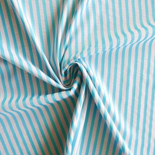 Ткань хлопок в полоску
