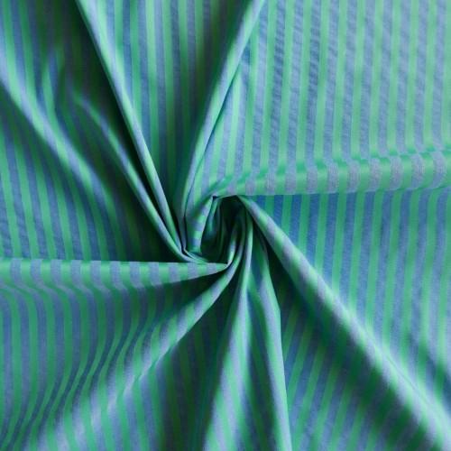Ткань хлопок полосатый