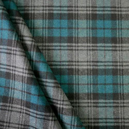 Ткань костюмно-пальтовая с шерстью в составе